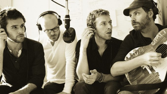 Coldplay album
