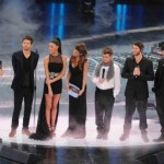 sanremo 2011 take that all'ariston quarta serata resoconto